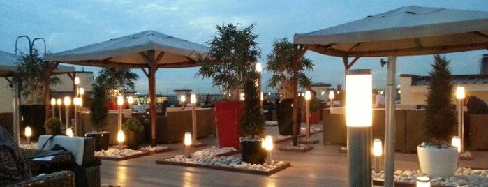 Marriott Roof Terrace is one of Kazan.