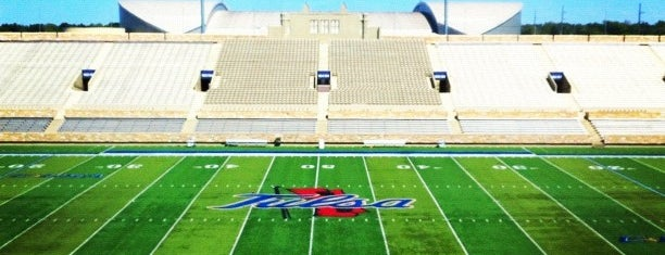Conference USA Football Stadiums