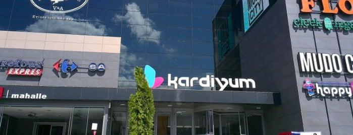 Kardiyum is one of İstanbul'daki Alışveriş Merkezleri.