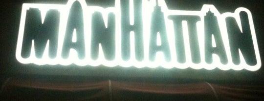 Manhattan is one of EN FAVORİ MEKANLAR!!!!!!!!!.