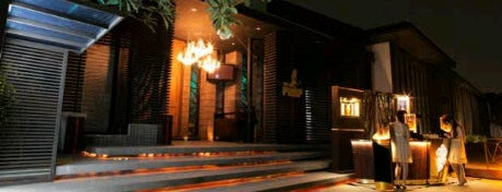 """THE PIMP® Exclusive Club is one of """" Nightlife Spots BKK.""""."""
