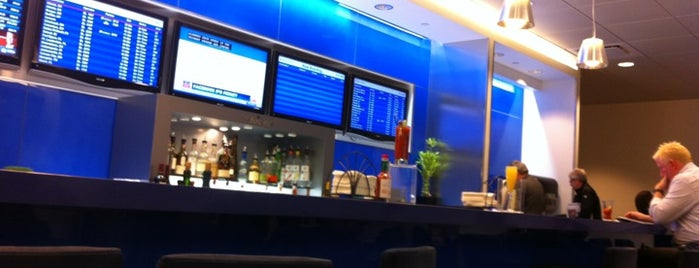 Delta Sky Club is one of LUGARES VISITADOS.