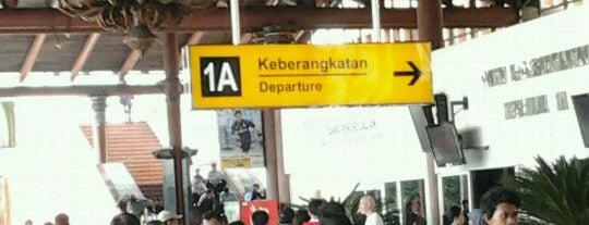 Terminal 1 is one of Soekarno Hatta International Airport (CGK).