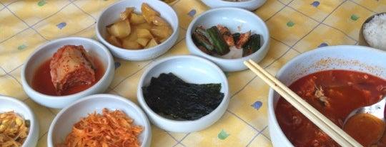 Ho Do Ri is one of Korean food in Berlin.