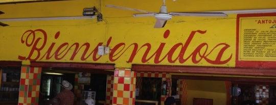 "Antojitos ""Carolina"" is one of Muchos."