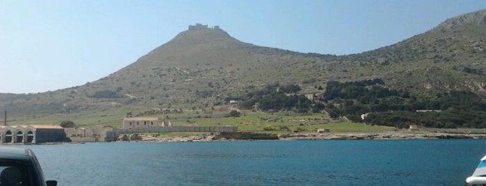 Porto Turistico Marina Di Favignana is one of South Italy.