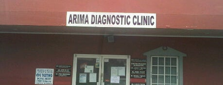 Arima diagnostic clinic is one of GURU SNACKS OUTLETS.