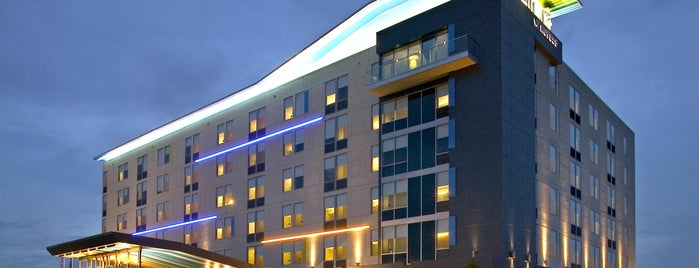 Aloft Frisco is one of Frisco Hotels and Resorts.