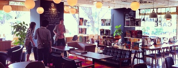 FREEMAN CAFE is one of free Wi-Fi in 渋谷区.