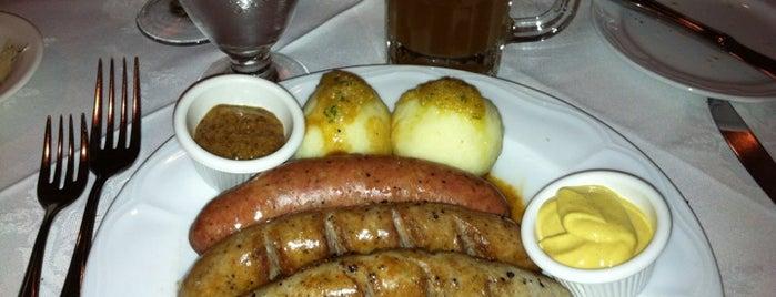 Rheingarten Restaurant is one of Food.