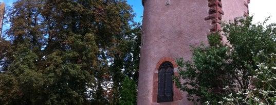 Tour en Fer à Cheval is one of Tours d'Alsace.