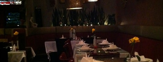 Thai Kitchen Restaurant is one of Places to eat in INDY.