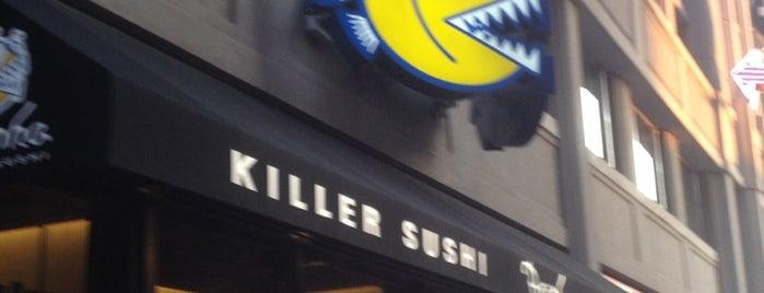 Piranha Killer Sushi is one of Yummy In My Tummy.