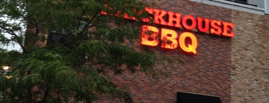 Brickhouse Barbeque is one of Places to Check Out!.