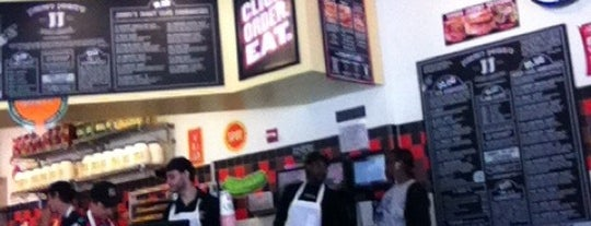 Jimmy John's is one of Central Dallas Lunch, Dinner & Libations.
