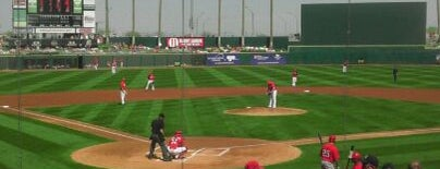 Goodyear Ballpark is one of baseball <3.