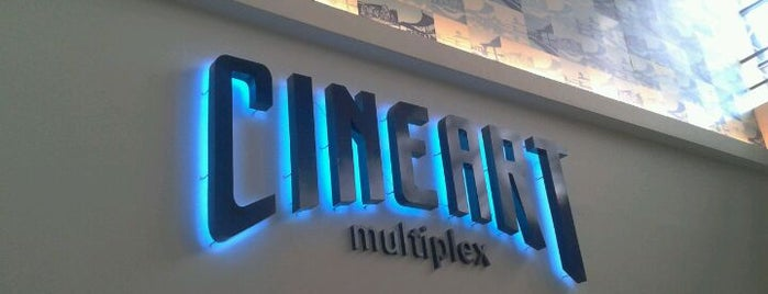 Cineart is one of Art, Music & Cinema.