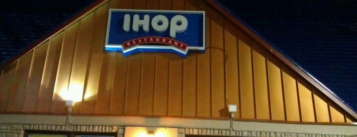IHOP is one of Eateries.