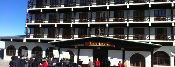 Beceren Otel is one of Goodnes places .