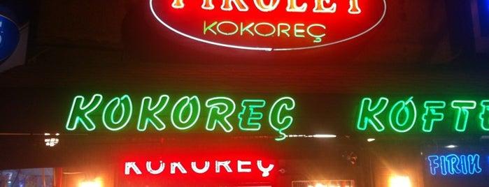 Pikolet is one of Gurme Ankara.