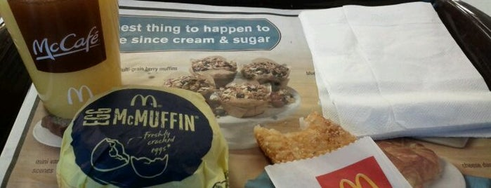 McDonald's is one of Eats!.