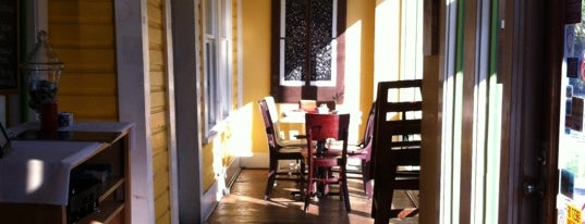 Madhatters Tea House is one of Current Best Of San Antonio 2012.