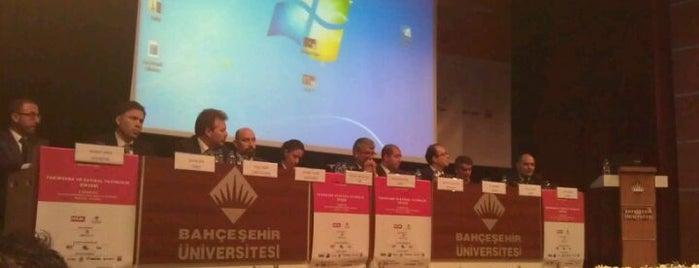 Bahçeşehir Üniversitesi Kurumsal İletişim is one of 34 BIZ.