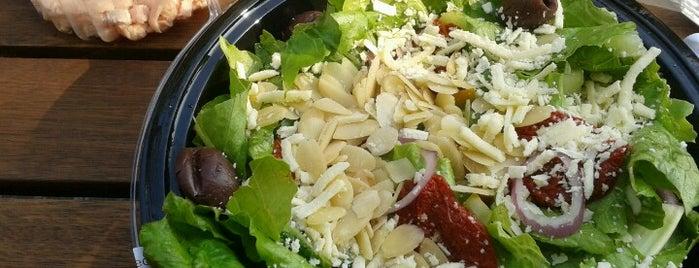 Bonjour Saladas is one of Restaurantes lights.