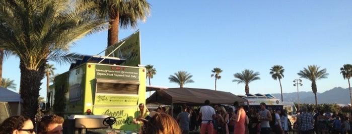 Green Truck is one of Vegan <3.