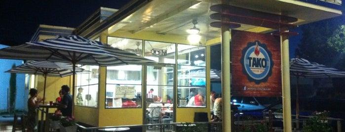 Tako Korean BBQ Tacos is one of Restaurants in East Sac/Midtown.