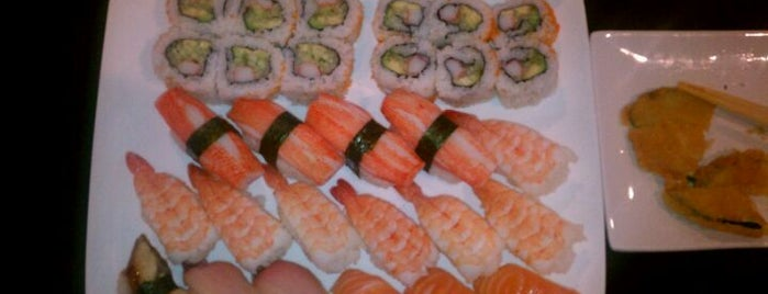 Sushi City is one of Pinpointed locations.