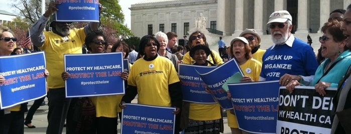 National Committee to Preserve Social Security and Medicare is one of people.