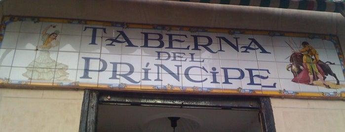 La Taberna del Príncipe is one of Madrid: de Tapas, Tabernas y +.
