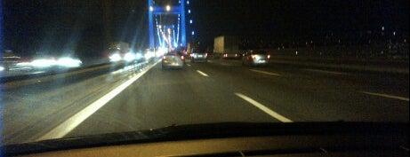 Fatih Sultan Mehmet Bridge is one of Istanbul.
