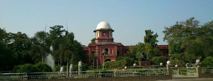College of Engineering ( Main Building) is one of Anna university.