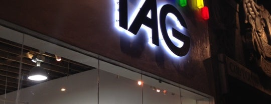 TAG (Toy Art Gallery) is one of LA to dos.