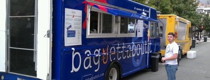 Baguettaboutit Food Truck is one of Places to Eat.