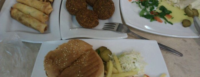 Linas Cafe is one of Vegetarian and vegan places.