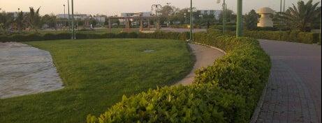 Alfairouz Park is one of Yanbu.