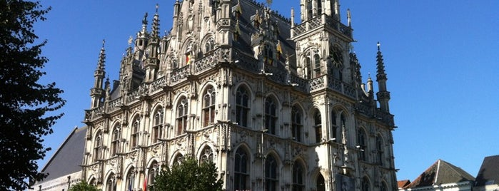 Mairie is one of Belgium / World Heritage Sites.