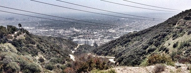 Runyon Canyon Park is one of Outdoors Los Angeles.
