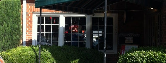New York Pizza Exchange is one of WKJ's Favorite ATL Resturants.