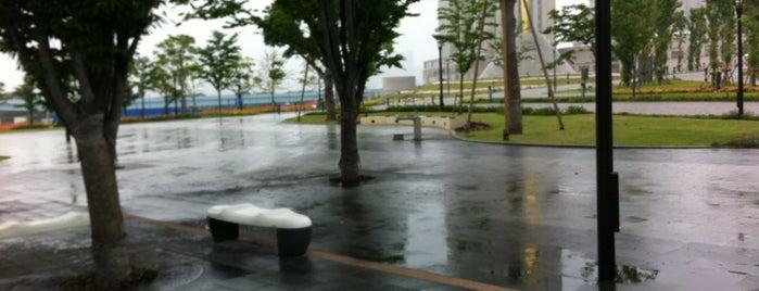 Symbol Promenade Park is one of サイクリング.