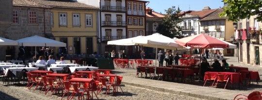 Praça de Santiago is one of Braga e Minho.
