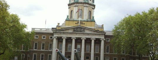 Imperial War Museum is one of London's Best Museums - 2013.