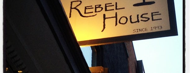 Rebel House is one of Around Toronto in 80 drinks.