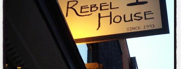 Rebel House is one of Toronto's Best Specialty Beer Bars.