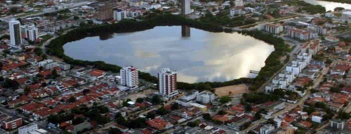 Lagoa do Araçá is one of Prefeitura.