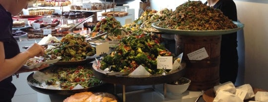Ottolenghi is one of LONDON RESTAURANTS.