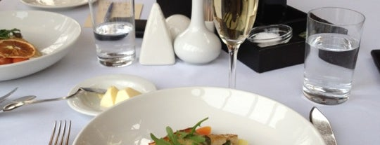 Piramīda restaurant is one of TOP 50 Restaurants in Latvia.
